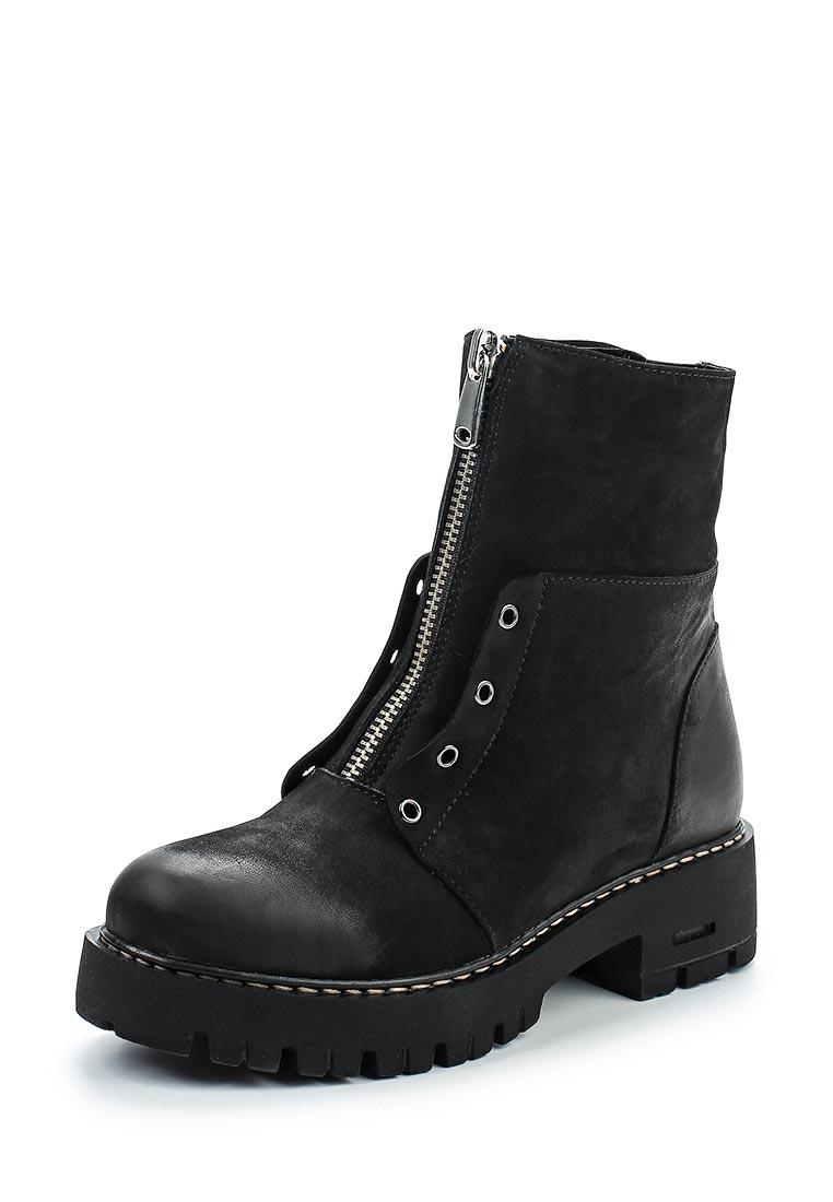 Женские ботинки Dali 7-656-1-2