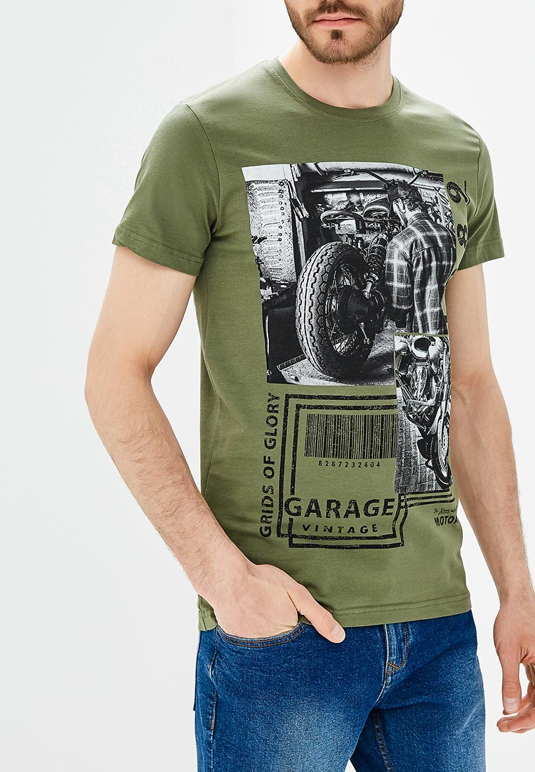 Футболка Dali DJ-642