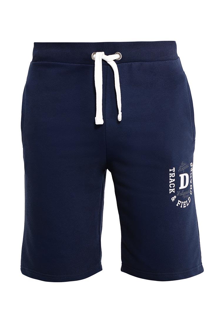 Мужские повседневные шорты Dali D4156-