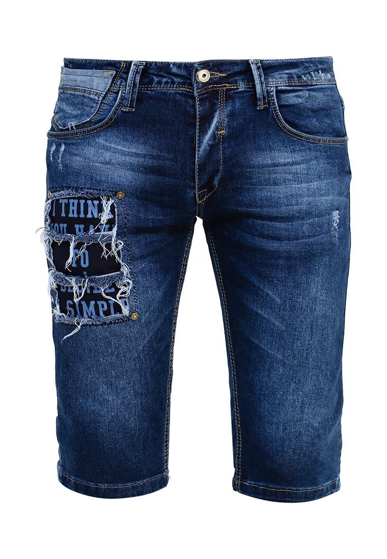 Мужские повседневные шорты Dali Denim103