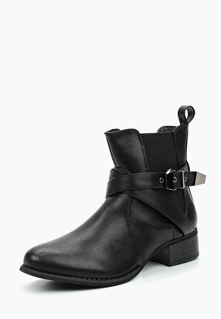 Женские ботинки Dazawa F50-13X810-511