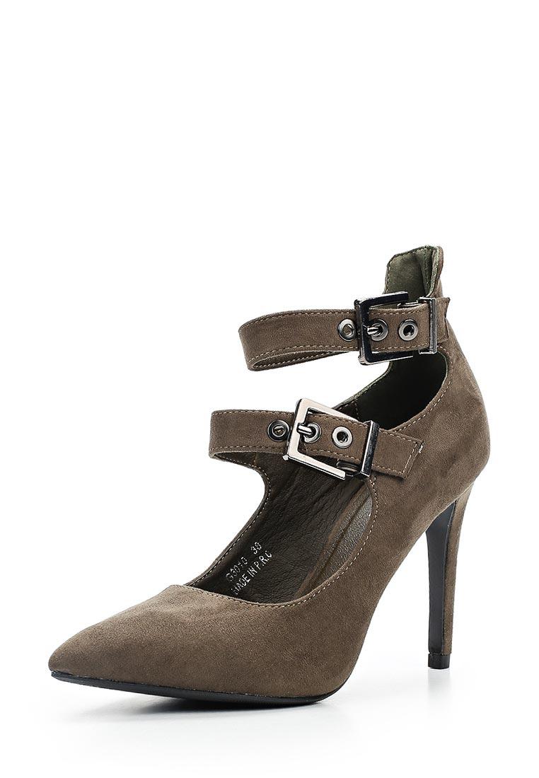 Женские туфли Damerose F2-G3010