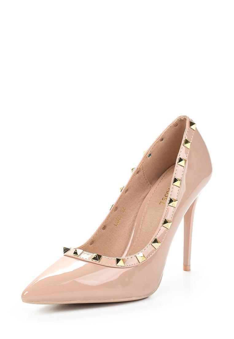 Женские туфли Damerose F2-L263