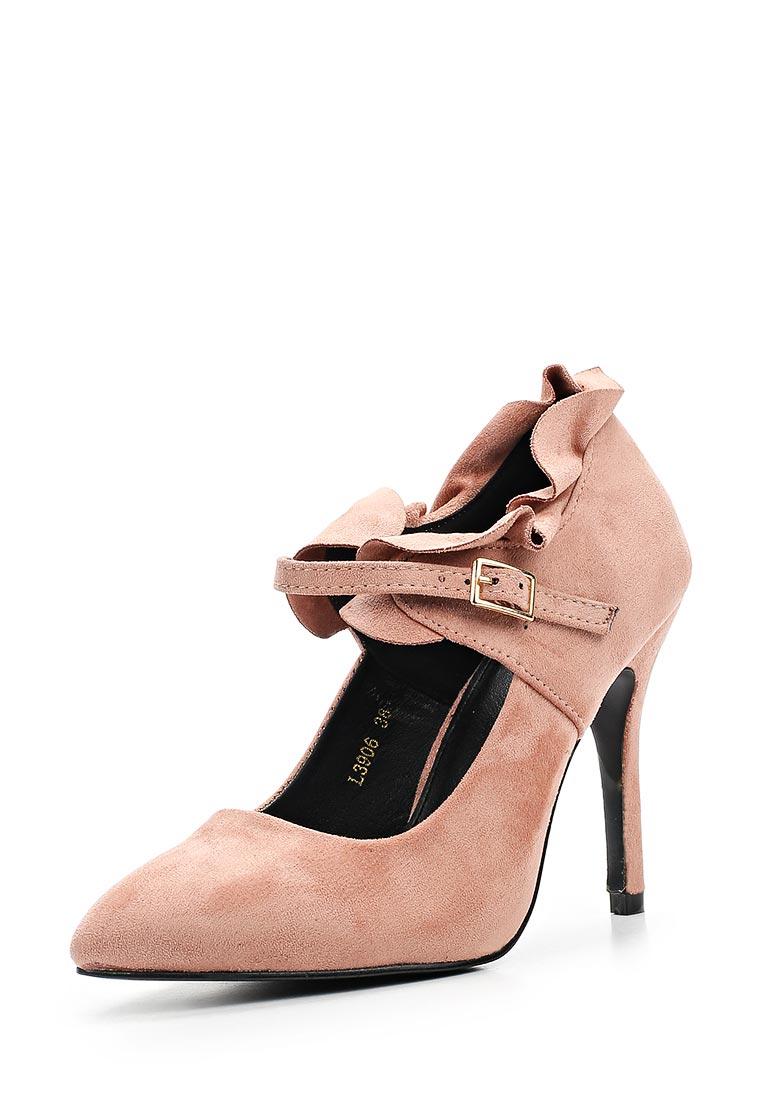 Женские туфли Damerose F2-L3906