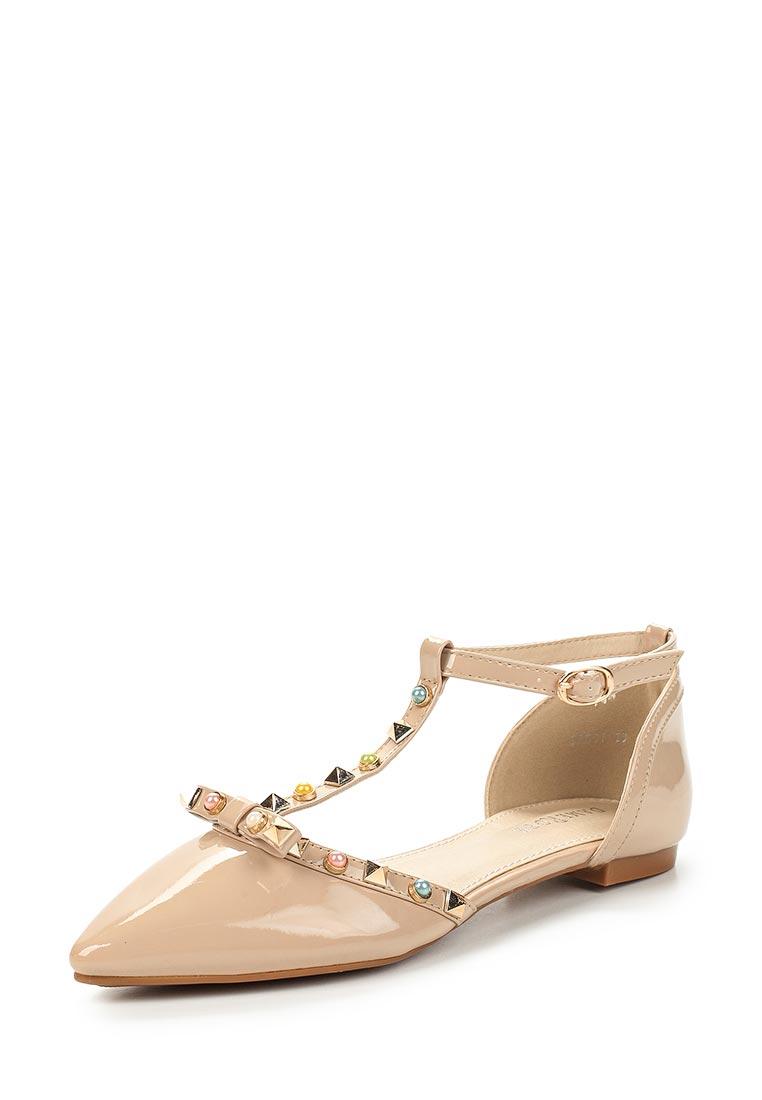 Женские туфли Damerose F2-WH1701