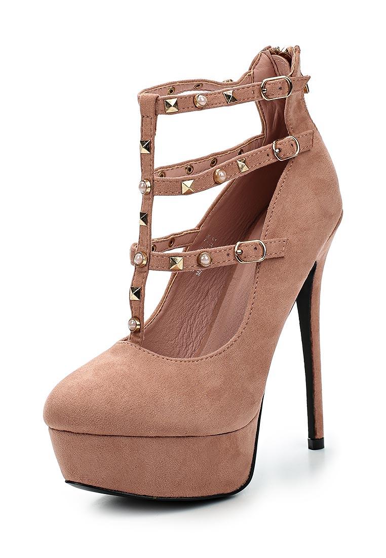 Женские туфли Damerose F2-G3008