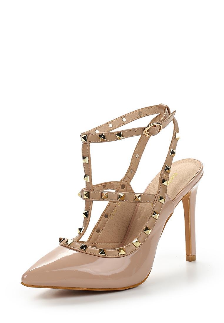 Женские туфли Damerose F2-L269
