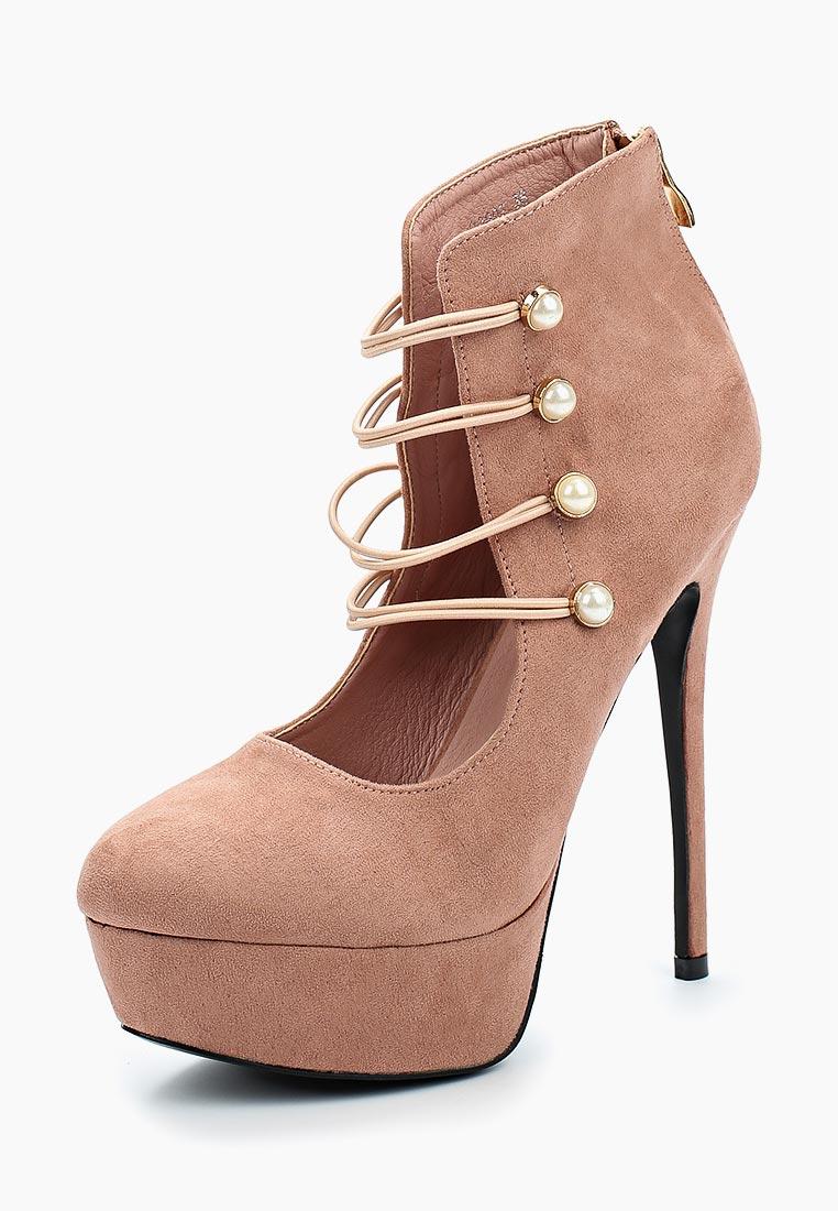 Женские туфли Damerose F2-G3007