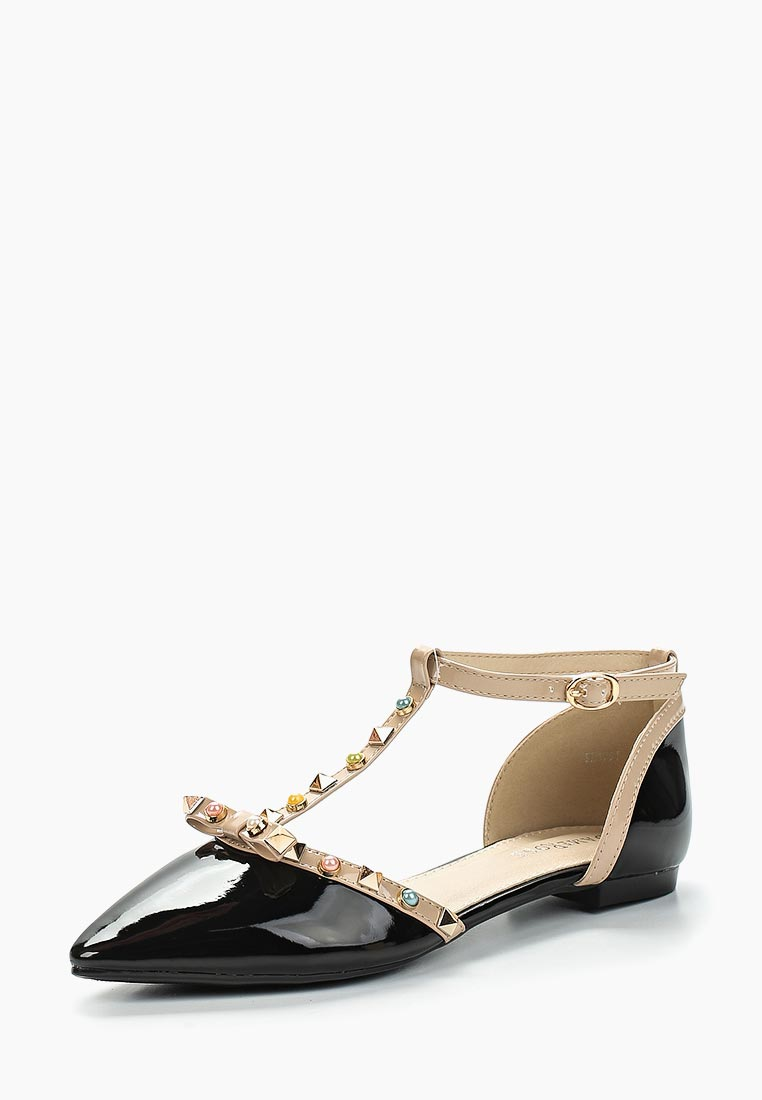 Женские туфли Damerose F2-W1701