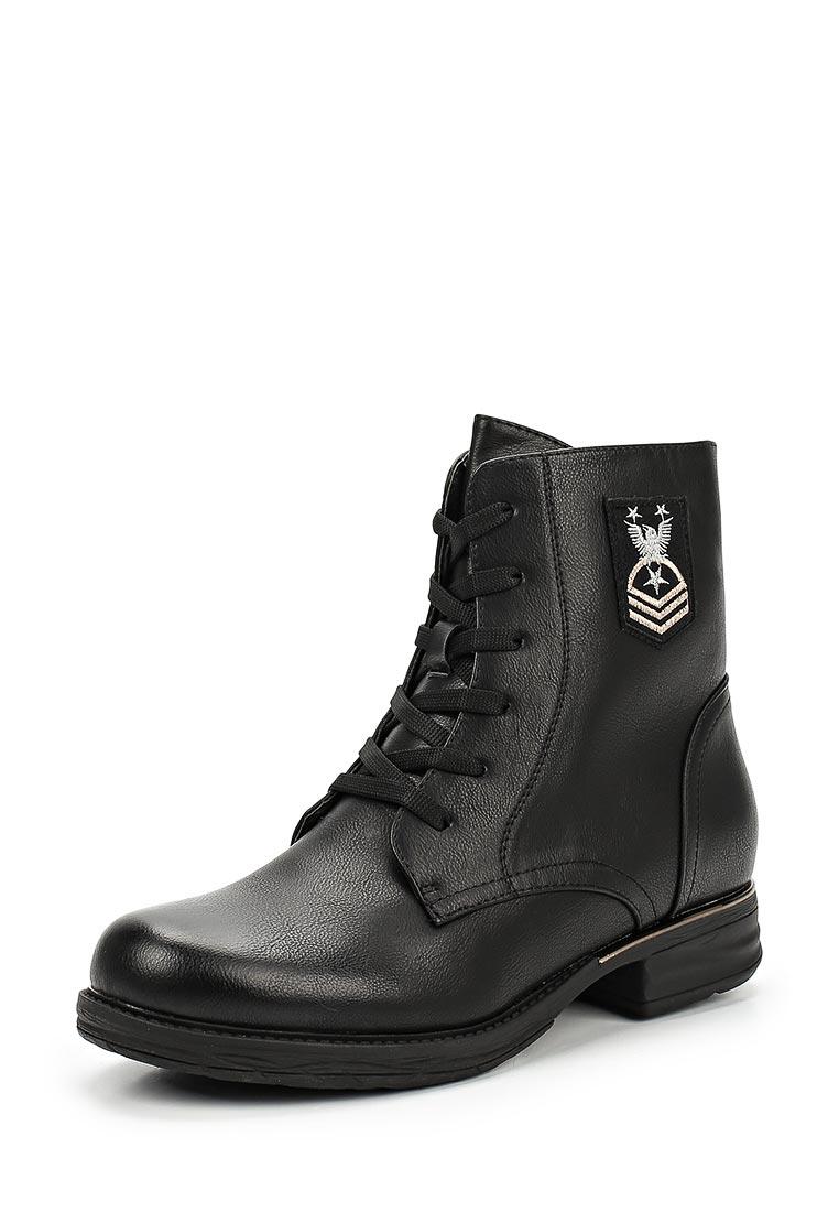 Женские ботинки Damerose F2-HI270