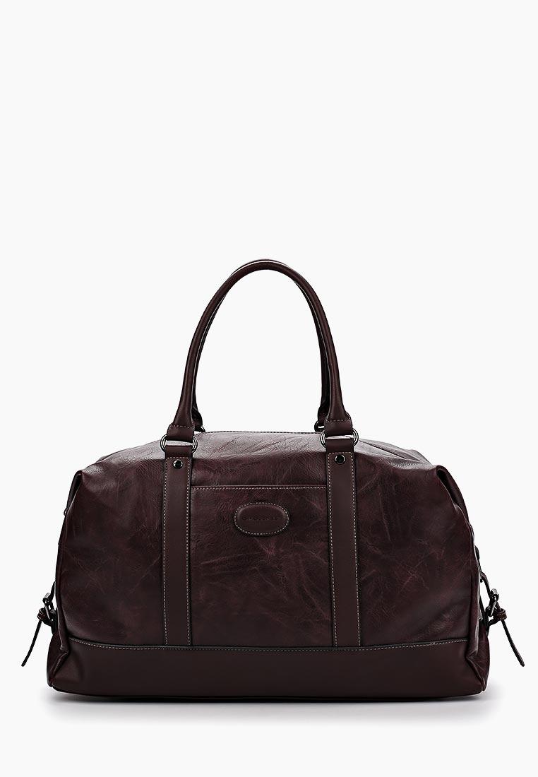 Дорожная сумка David Jones (Дэвид Джонс) СМ3258_фиолетовый