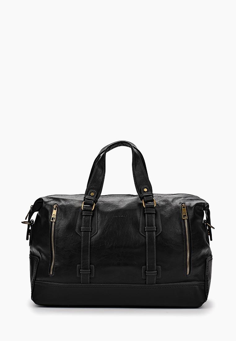Дорожная сумка David Jones (Дэвид Джонс) СМ2079-1А_черный