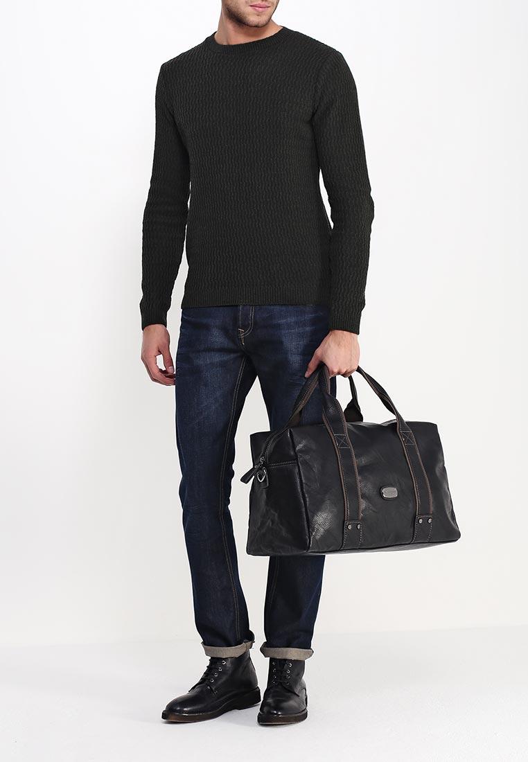 Дорожная сумка David Jones (Дэвид Джонс) 3941-1_черный