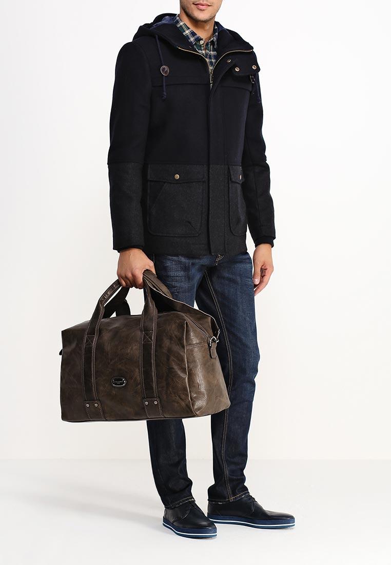 Дорожная сумка David Jones (Дэвид Джонс) 3941-1_зеленый