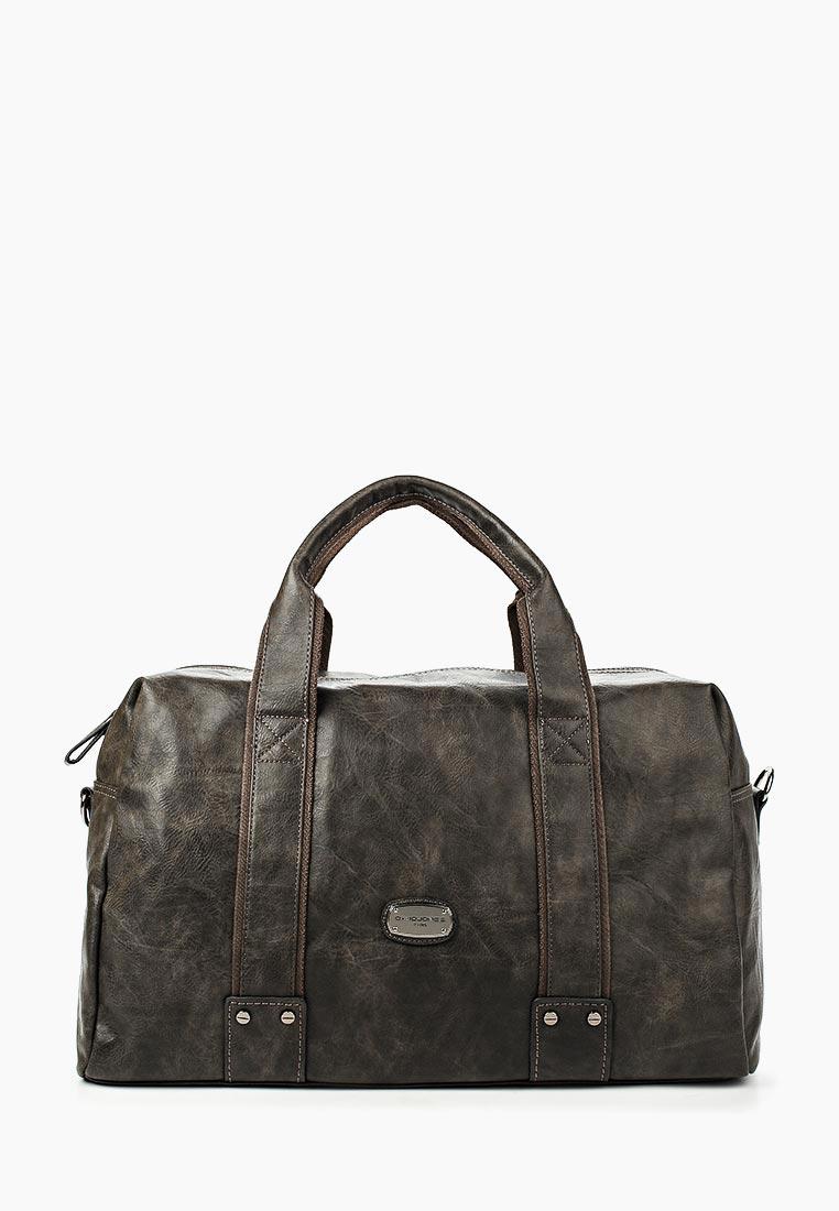 Дорожная сумка David Jones (Дэвид Джонс) 3941-1_серый