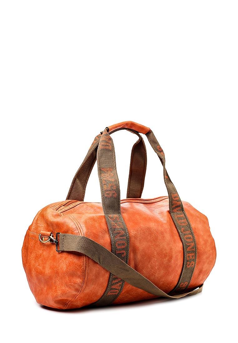 Сумка David Jones (Дэвид Джонс) СМ0045-12_оранжевый