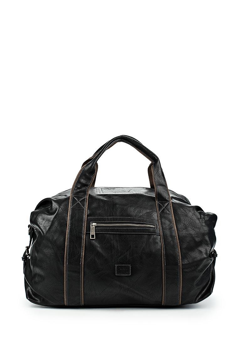 Дорожная сумка David Jones (Дэвид Джонс) СМ3241_черный