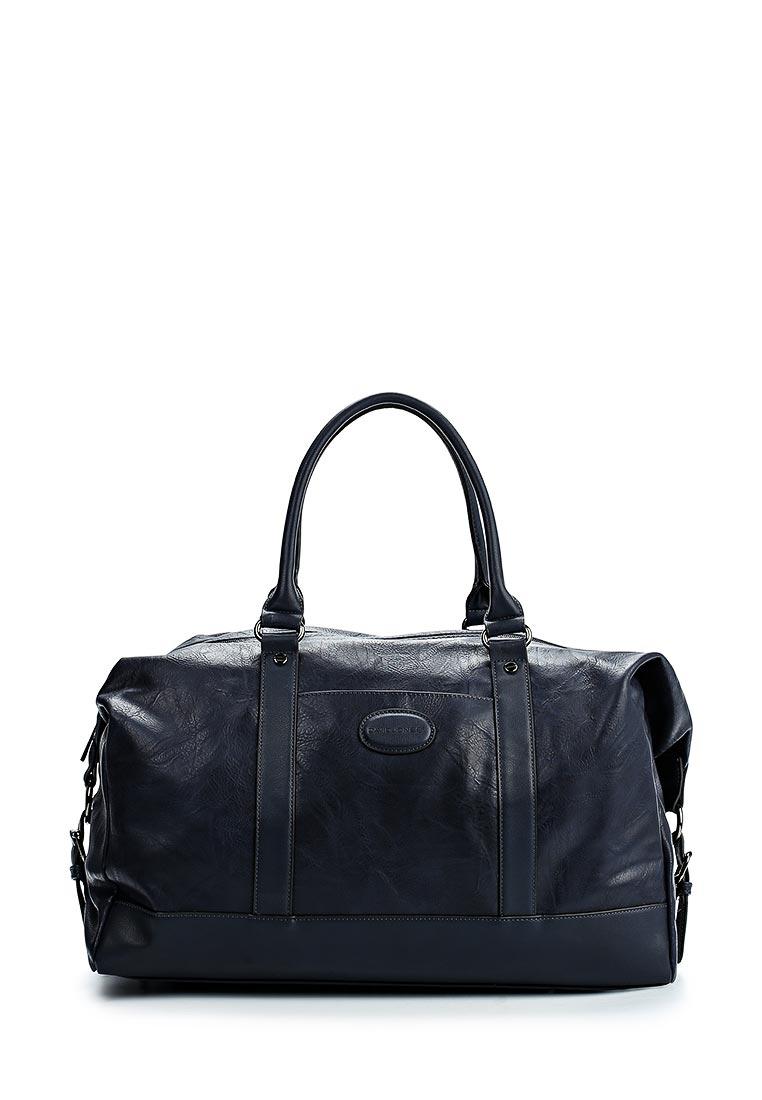 Дорожная сумка David Jones (Дэвид Джонс) СМ3258_черный
