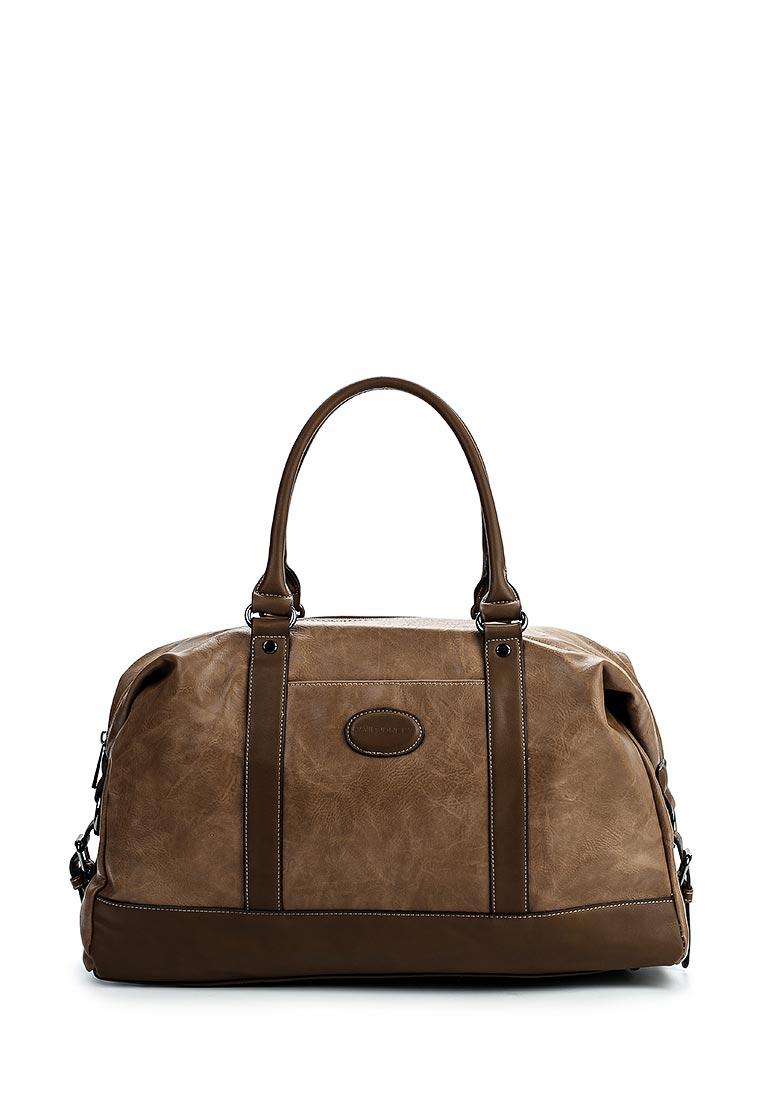 Дорожная сумка David Jones (Дэвид Джонс) СМ3258_кэмел