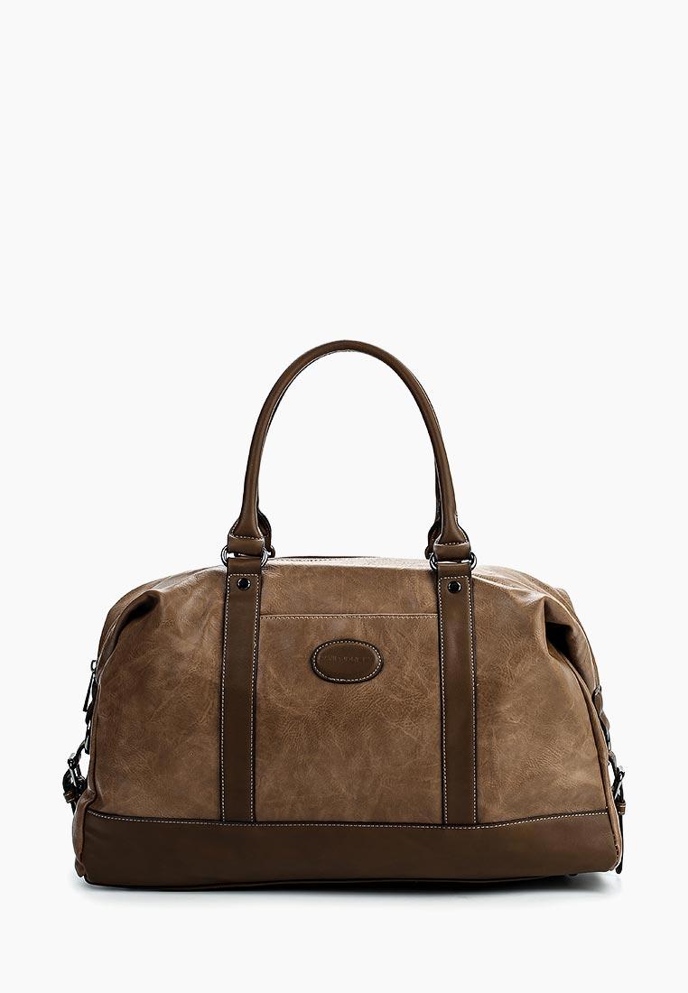 Дорожная сумка David Jones (Дэвид Джонс) СМ3258_кэмел: изображение 1