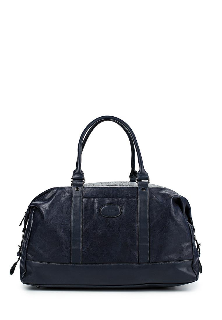 Дорожная сумка David Jones (Дэвид Джонс) СМ3258_синий