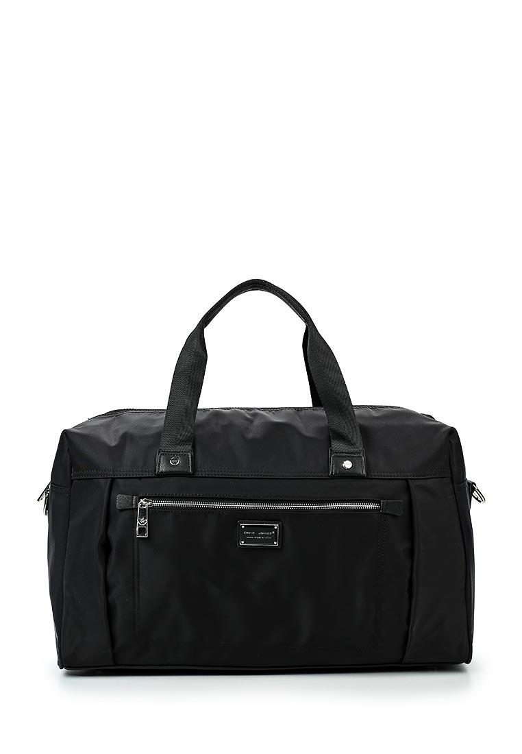 Дорожная сумка David Jones (Дэвид Джонс) 687707_черный