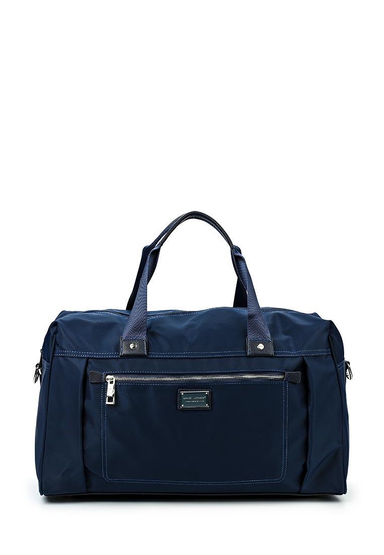 Дорожная сумка David Jones (Дэвид Джонс) 687707_синий