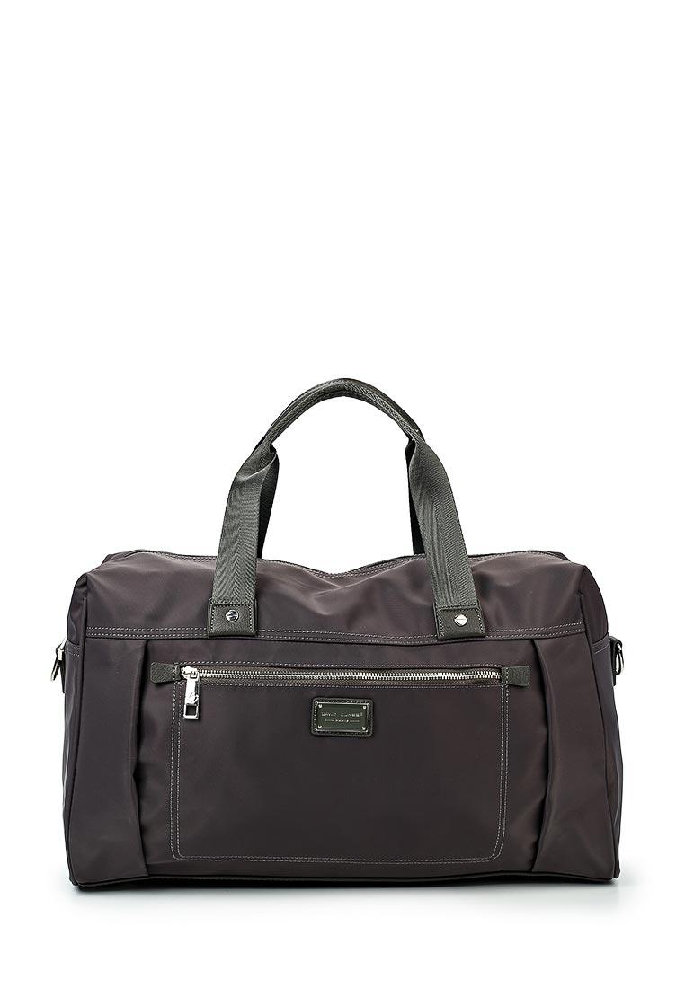 Дорожная сумка David Jones (Дэвид Джонс) 687707_зеленый