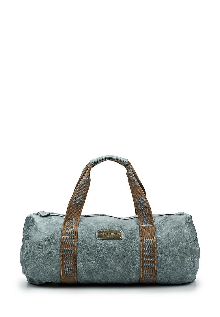 Дорожная сумка David Jones (Дэвид Джонс) СМ0046-12_синий