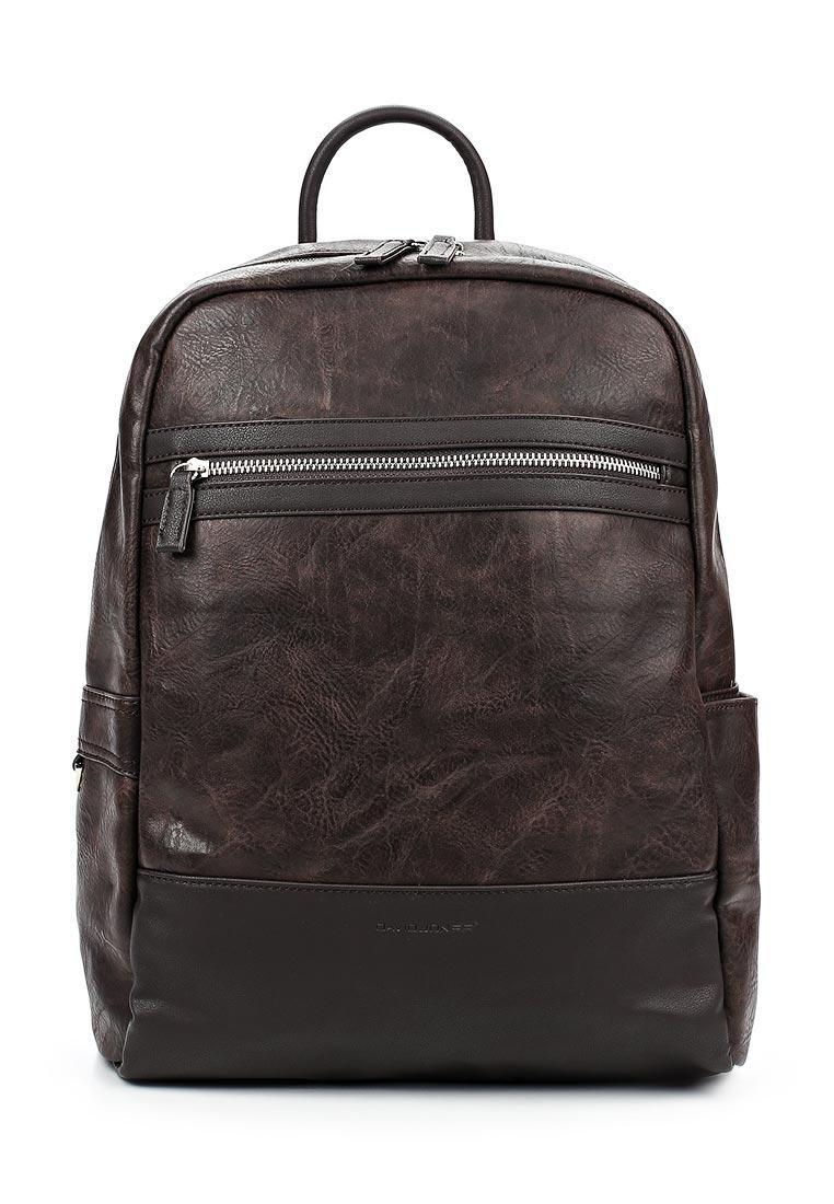Городской рюкзак David Jones (Дэвид Джонс) СМ3559_коричневый