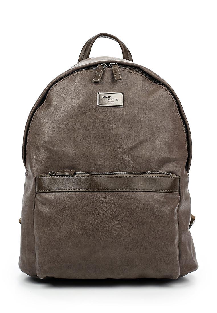 Городской рюкзак David Jones (Дэвид Джонс) СМ3563_коричневый