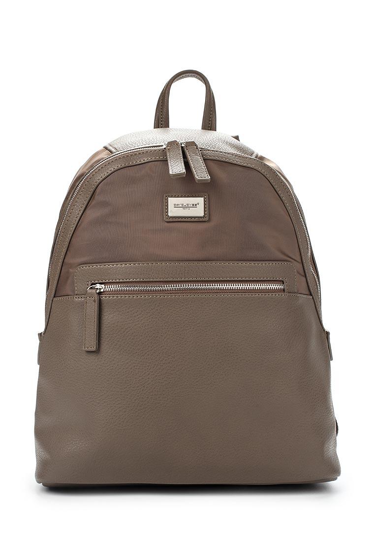 Городской рюкзак David Jones (Дэвид Джонс) CM3608_зеленый