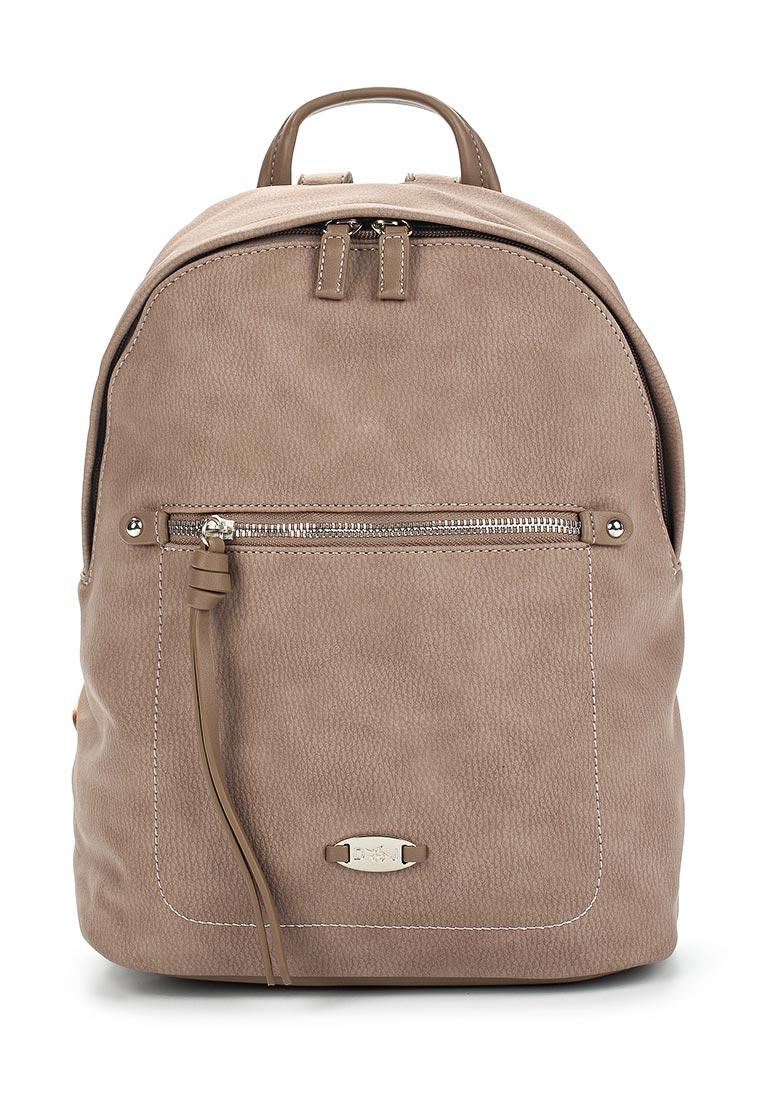 Городской рюкзак David Jones (Дэвид Джонс) 5676А-2_кэмел
