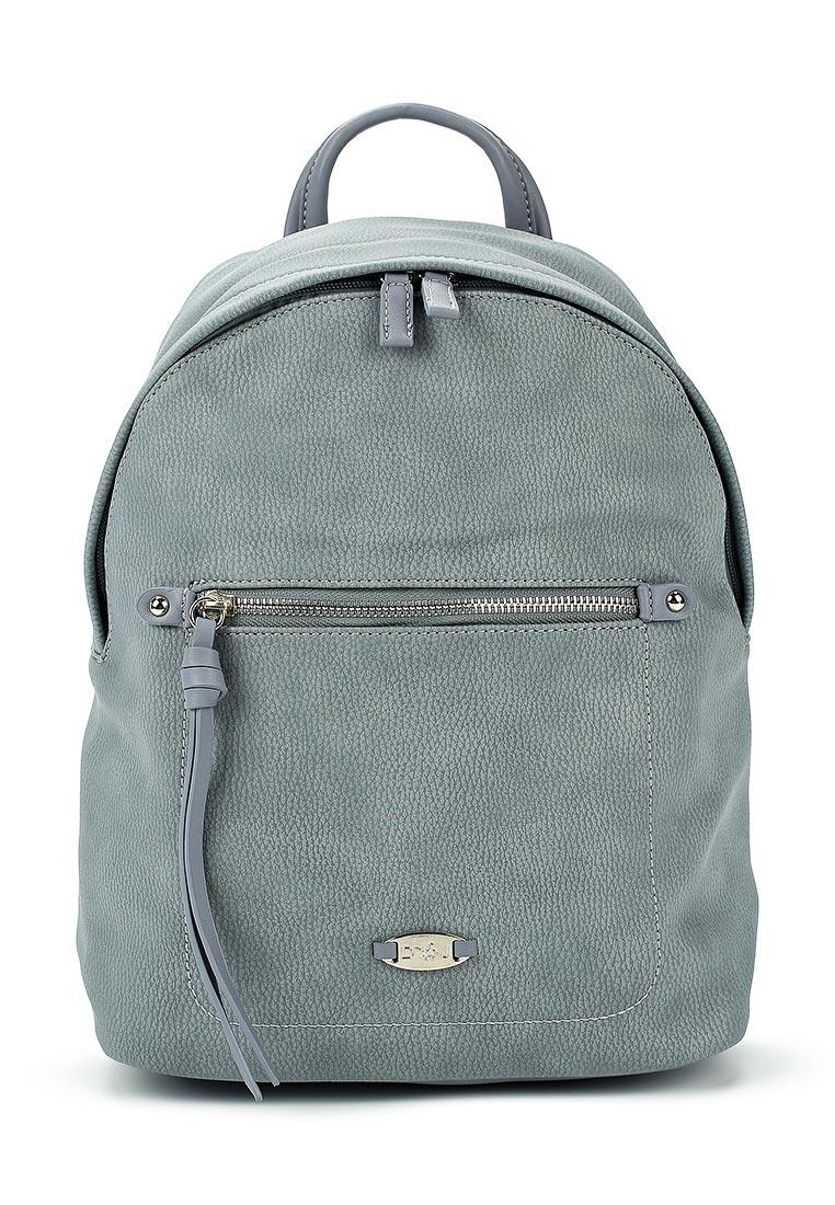 Городской рюкзак David Jones (Дэвид Джонс) 5676А-2_голубой