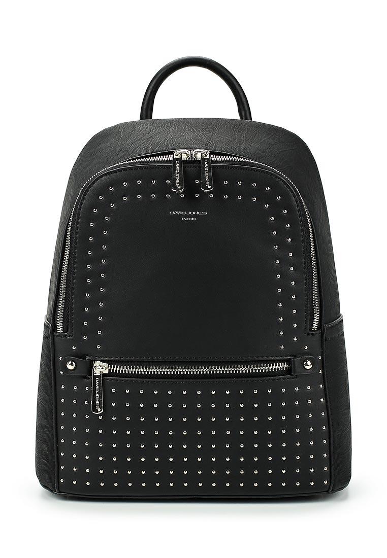 Городской рюкзак David Jones (Дэвид Джонс) СМ3639А_черный