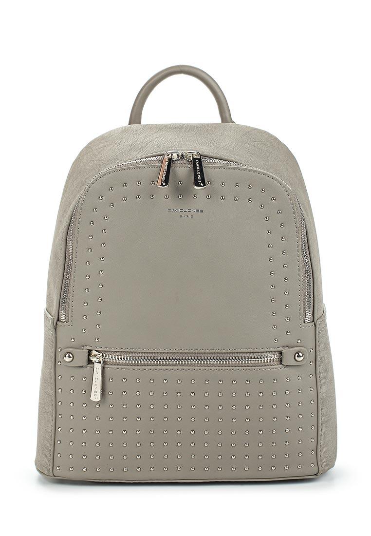 Городской рюкзак David Jones (Дэвид Джонс) СМ3639А_серый