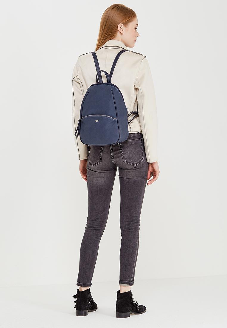Городской рюкзак David Jones (Дэвид Джонс) СМ3715_синий