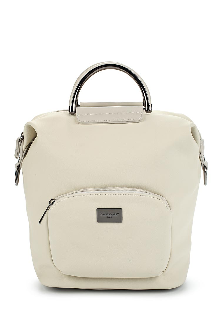 Городской рюкзак David Jones (Дэвид Джонс) СМ3737_бежевый