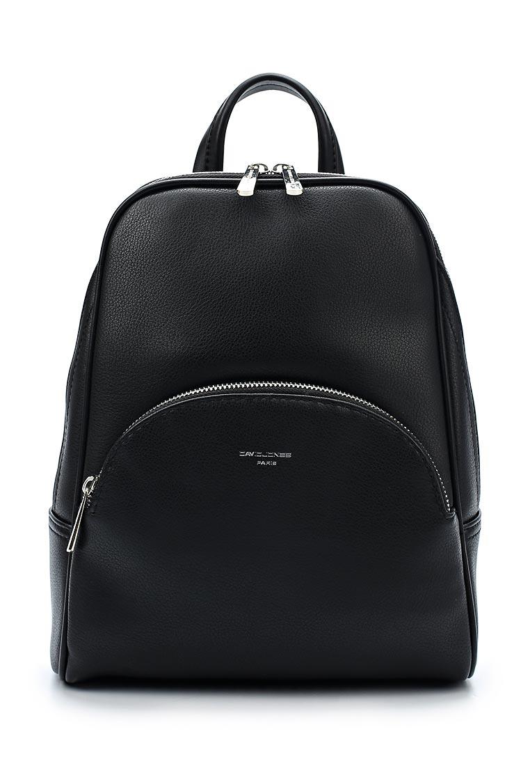 Городской рюкзак David Jones (Дэвид Джонс) СМ3658А_черный