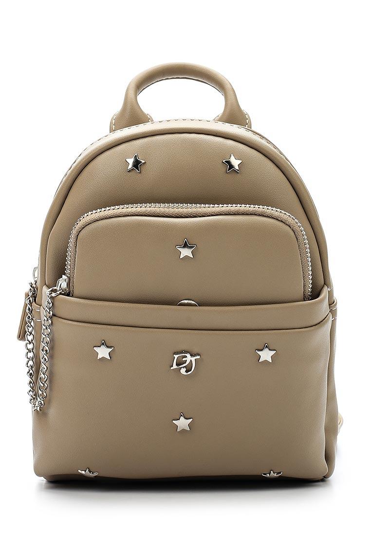 Городской рюкзак David Jones (Дэвид Джонс) СМ3701_кэмел
