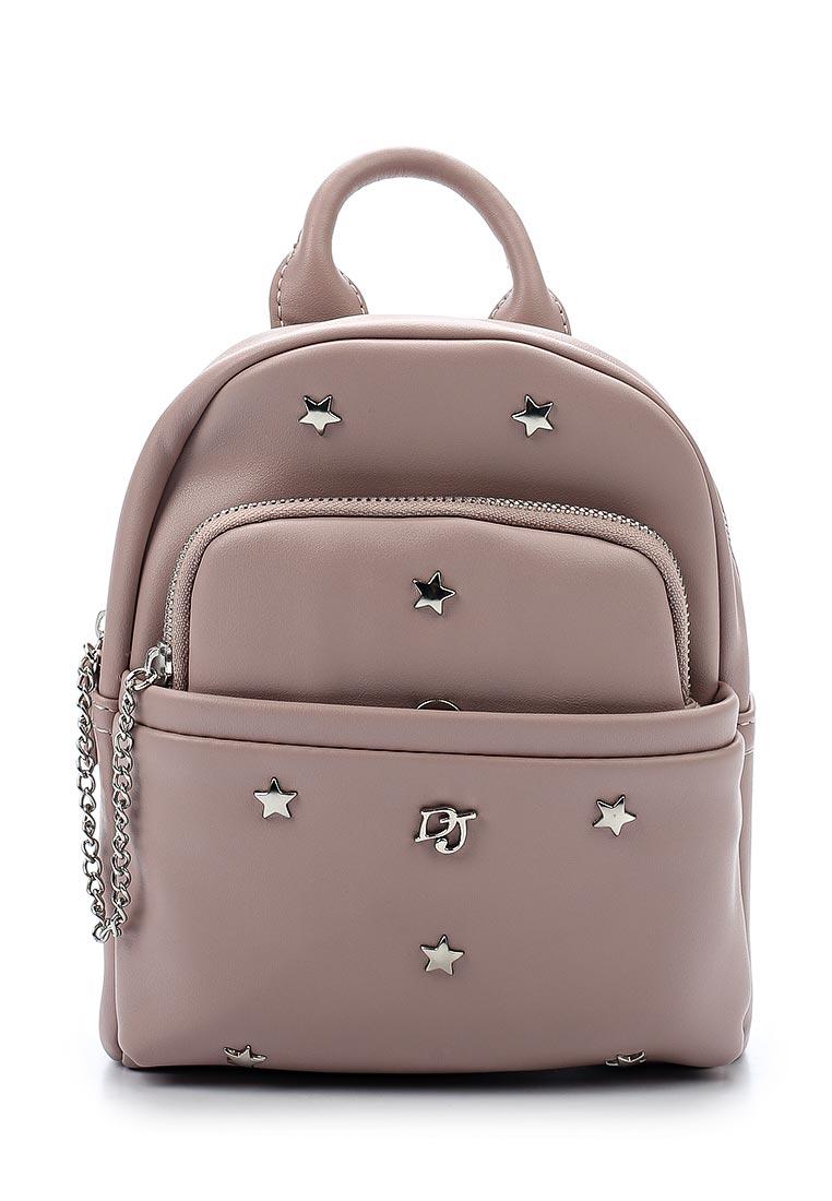 Городской рюкзак David Jones (Дэвид Джонс) СМ3701_розовый
