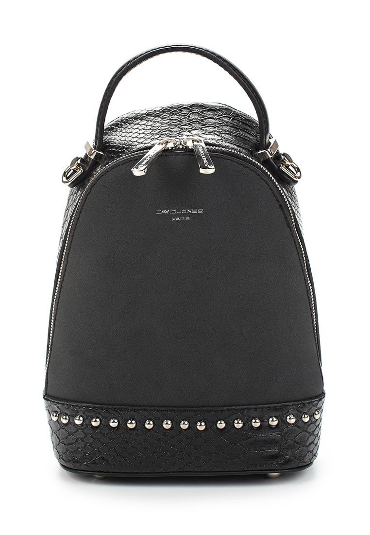 Городской рюкзак David Jones (Дэвид Джонс) СМ3719_черный