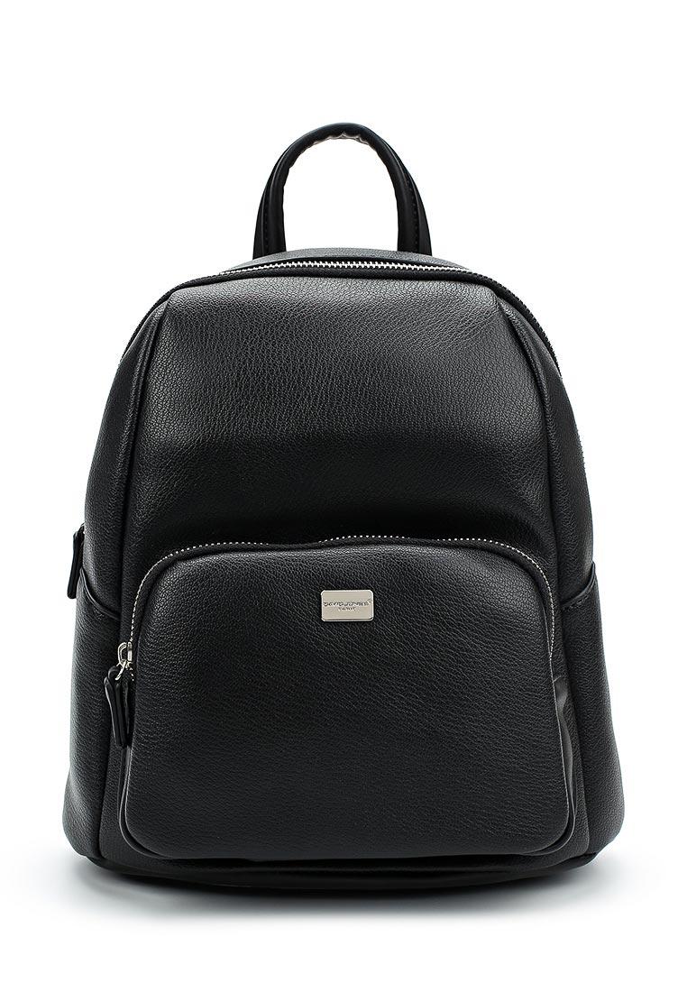 Городской рюкзак David Jones (Дэвид Джонс) СМ3720_черный