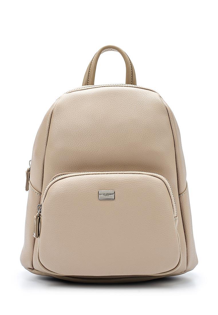 Городской рюкзак David Jones (Дэвид Джонс) СМ3720_кэмел