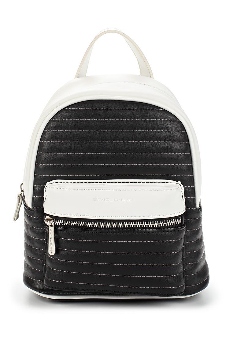 Городской рюкзак David Jones (Дэвид Джонс) СМ3799_черный