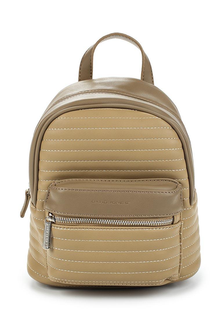Городской рюкзак David Jones (Дэвид Джонс) СМ3799_зеленый