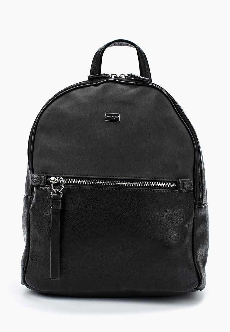 Городской рюкзак David Jones (Дэвид Джонс) 5700-2_черный