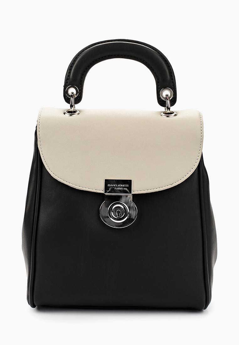 Городской рюкзак David Jones (Дэвид Джонс) 5710-2_черный