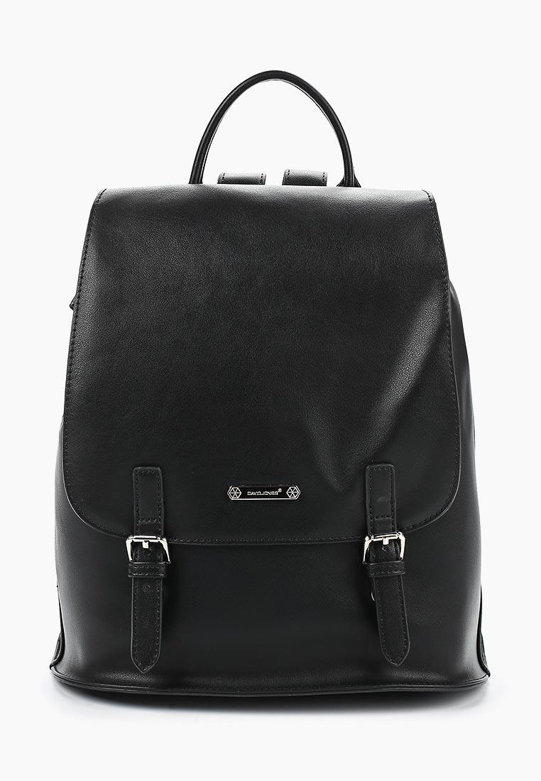 Городской рюкзак David Jones (Дэвид Джонс) CM3640A_черный