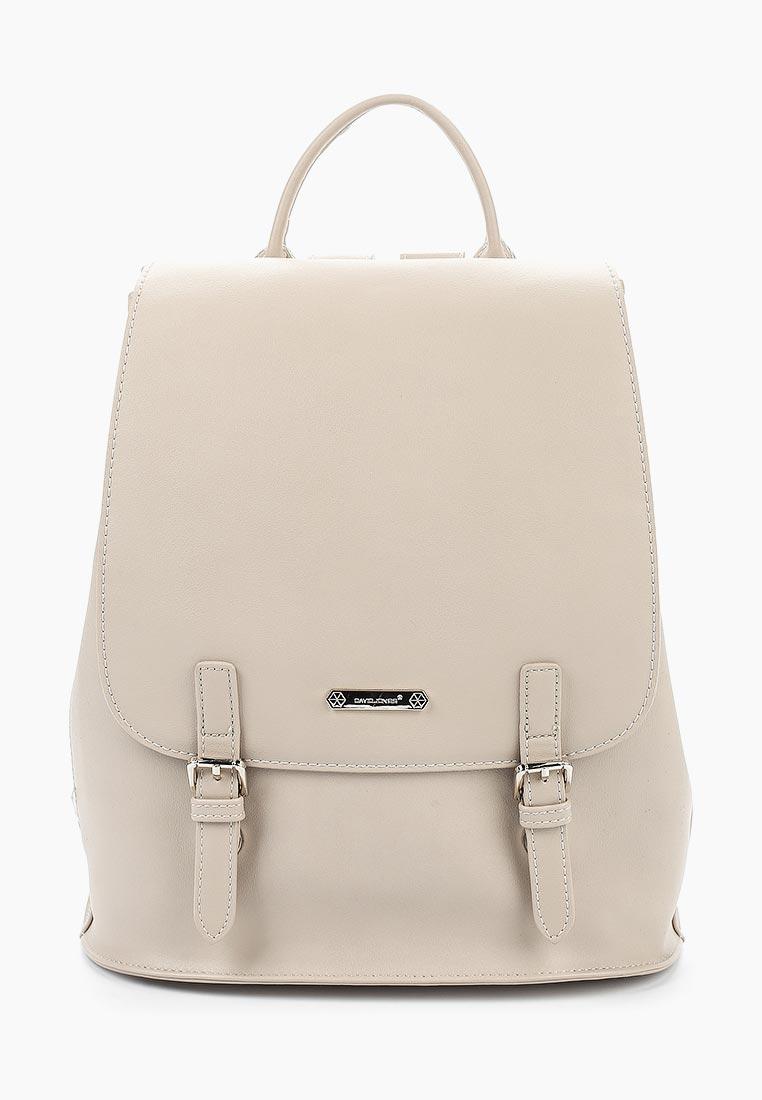 Городской рюкзак David Jones (Дэвид Джонс) CM3640A_серый